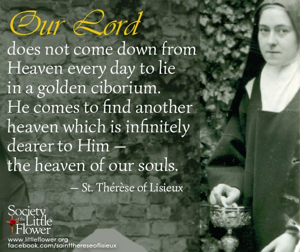 The heaven of our souls