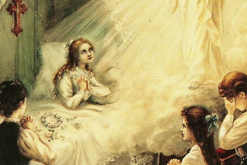 The Healing of Our Lady of the Smile