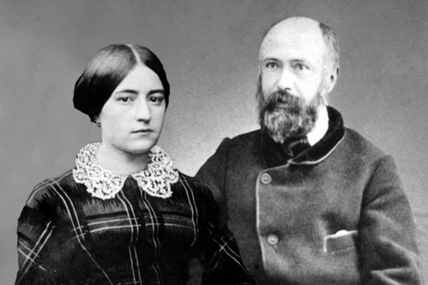 The Roots of Therese's Faith: Louis and Zelie Martin