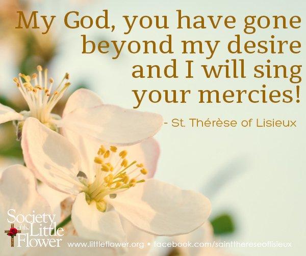 Singing your mercies