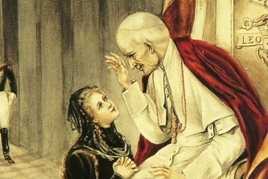 If God wills it: St. Therese's Audience with the Pope