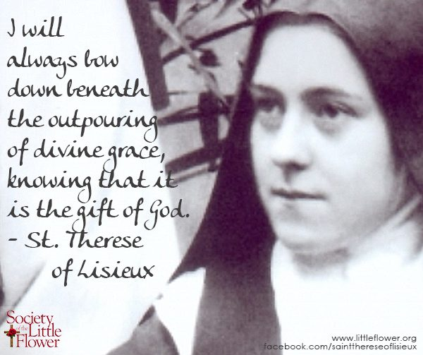 Photo of St. Therese