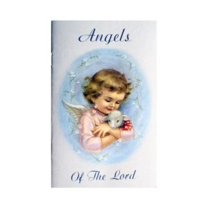 Angels of the Lord Prayer Booklet