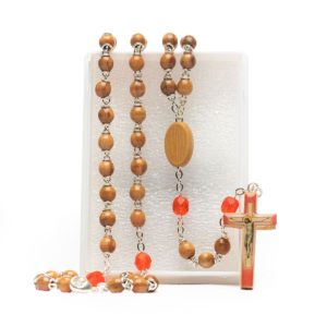childrens wooden rosary