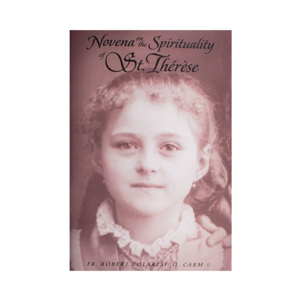 Novena on the spirituality of st therese booklet