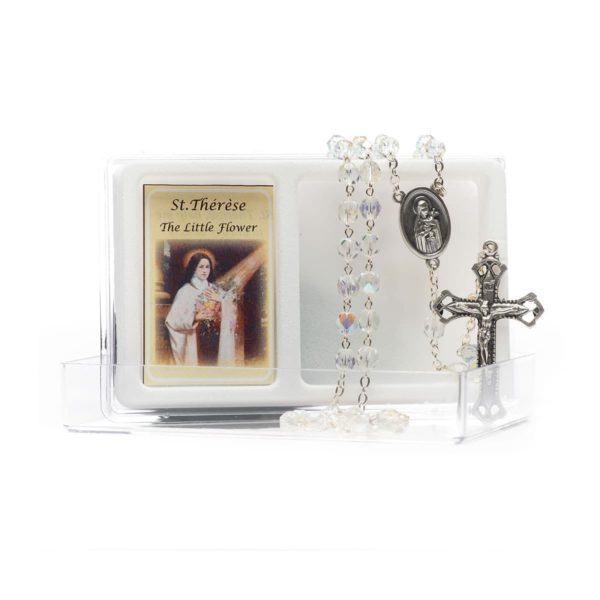 St. Therese Rosary Set