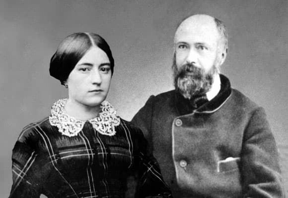 Zelie and Louis Martin