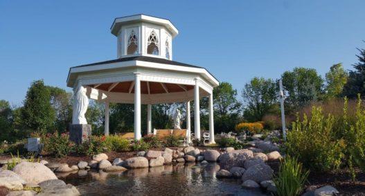 Carmelite Meditation Garden