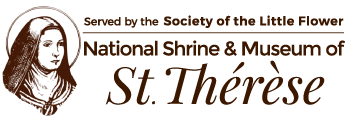 National Shrine & Museum of St. Therese Logo